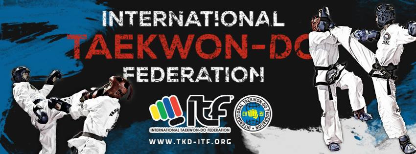 Banner Internastional Taekwon-Do Federation